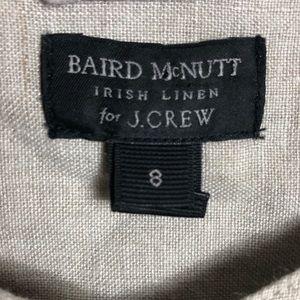 J. Crew Tops - J. Crew Baird McNutt Irish Linen top